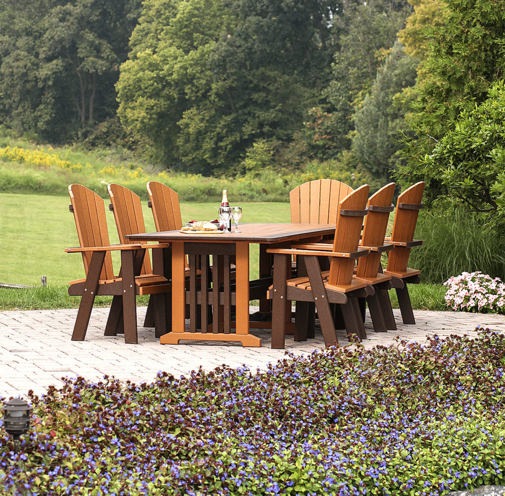 English Garden Table Set