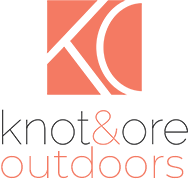 Knot and Ore Outdoors logo